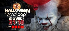 Halloween Party: BOEM & BradiSound DjSets