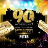 90 Wonderland Gold Peter Pan