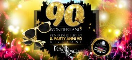 90 Wonderland Gold Riccione Villa Delle Rose