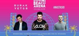 Rimini Beach Arena con Anastasio, Alok e Burak Yeter