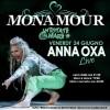 Concerto di Anna Oxa al Monamour di Rimini