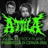 Attila + Guest live al Rock Planet Club di Cervia