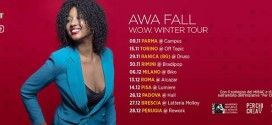 Awa Fall WoW Winter Tour 2019