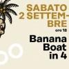 Banana Boat In4 Groovido Live