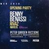 Dj Benny Benassi al Peter Pan di Riccione
