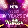 VIDA LOCA -Peter Pan -NEW Year's EVE