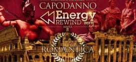 Capodanno Energy Rewind – RomAntica Discoteca