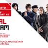 Primal Scream + Go Down Stage / acieloaperto