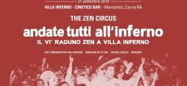 VI° Raduno Zen a Villa Inferno – Festa di Fine Tour
