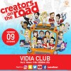 Tanta musica e risate con i Creators on the Road a Cesena