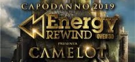 CAPODANNO 2019 ENERGY Rewind Over 30