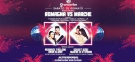 Evento Romagna Vs Marche