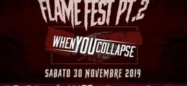 Flame Fest Pt.2 al Vidia Club Cesena