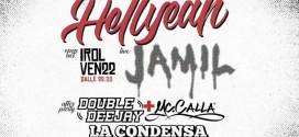 HellYeah all'Altromondo Studios, in concerto Jamil!