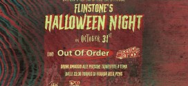 Halloweeen Flinstone al Vidia Club
