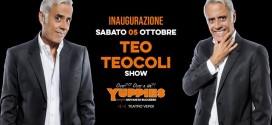 Inaugurazione Yuppies con TEO Teocoli