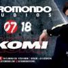 RKOMI all'Altromondo Studios