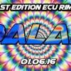 Goaland Lat Edition 2016 all'Ecu club di Rimini