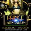 Latin Garden e Los Diablos al Prince