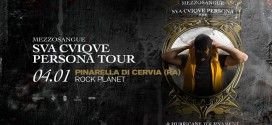 MezzoSangue live al Rock Planet Club