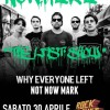 I Now Here in concerto al Rock Planet