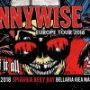 Pennywise, Sick of it All, A Wilhelm Scream +guest Beky Bay
