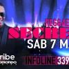 Reggaeton live party con El Secreto a Rimini