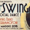 Slide'n'Swing Night alla Grotta Rossa di Rimini