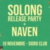 So Long / release party at Sidro Club