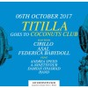 Titilla goes to Coconuts Club