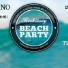 1° Rockaway Beach Party @ Bagno Universale Cesenatico
