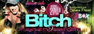 BITCH a Night with JANINA STARS classic club rimini