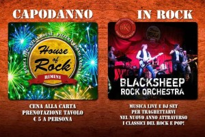 BLACK SHEEP ROCK ORCHESTRA a rimini