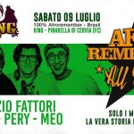 afro remember king cervia