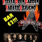 apertura estate 2011 boulevard rock club misano adriatico