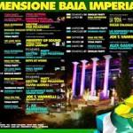 Programma serate luglio estate 2011 Baia Imperiale