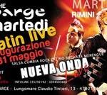 the barge rimini martedì rock latino