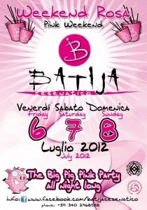 batija cesenatico 2012 inaugurazione notte rosa