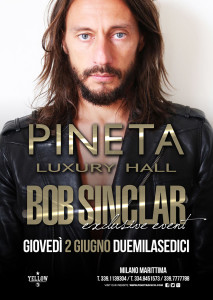 bob sinclair pineta disco