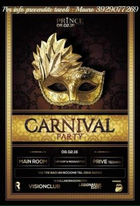 carnival party prince
