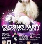 chiusura classic club 2012