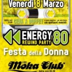 festa donna energy 80 cesenatico