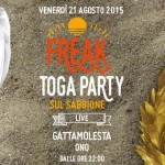 freak toga party beky bay
