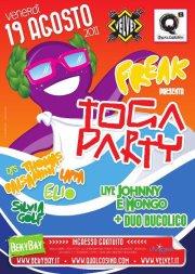 toga party beky bay 2011