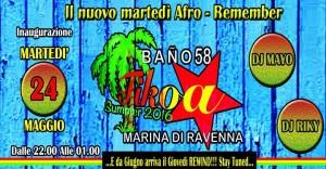 il-martedi-afro-remember- Tikoa beach
