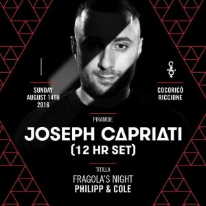joseph capriati cocorico