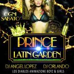 latin garden los diablos prince riccione