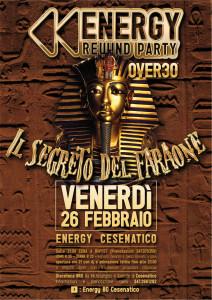 segreto faraone nrg 80