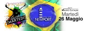 newport 26 maggio