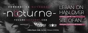 nocturne party vidia club